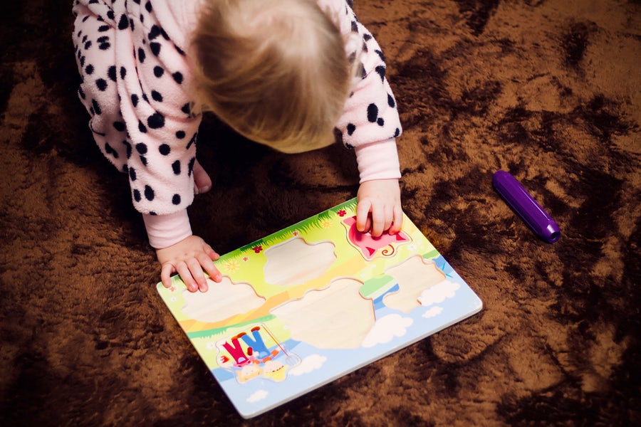 5 Reasons Why Puzzles are Great for Toddler Development