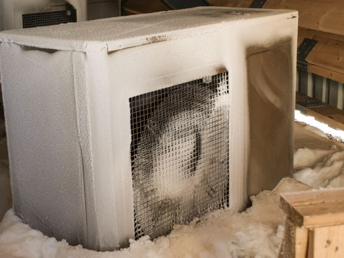 Steps to Take If Your Heat Pump Is Freezing Up in Winter