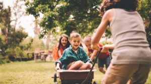 3 Tips For Keeping Your Kids Safe When Playing Outside