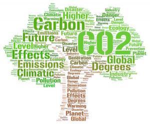 Five ways you can help to reduce carbon emissions
