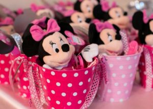 Mickey and Minnie Themed Birthday Party Ideas